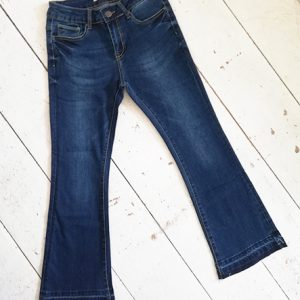 3/4 Flared Jeans